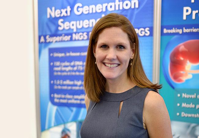 Gina Davis, MS, LCGC