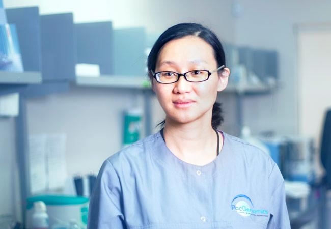 Helen Jin, PhD, ASCP(MB)