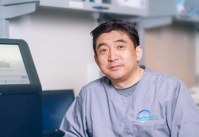 Lian Liu, MD